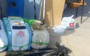ضبط أدوات صيد مخالفة في جدة
