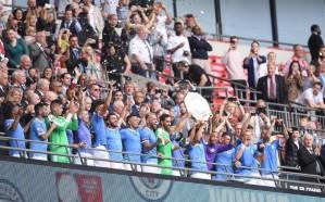 مانشستر سيتي يحقق الدرع الإنجليزية من أمام ليفربول