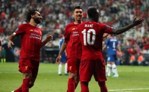 ليفربول بطلًا لكأس السوبر الأوروبي