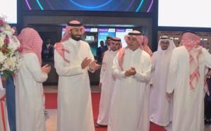 """وزير الاعلام يفتتح سينما """"موفي"""" في جدة"""