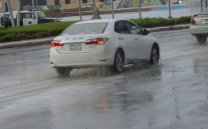 مدني جازان يوجه باتباع إرشادات السلامة وقت هطول الأمطار