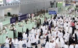 الجوازات: مغادرة 1.56 مليون حاجّ حتى أمس الخميس
