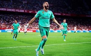 ريال مدريد يعتلي قمة الليغا بعد فوزه على اشبيليه