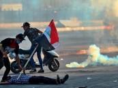 الداخلية العراقية: مقتل 104 متظاهرين وجرح أكثر من 6 آلاف