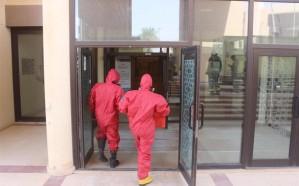 جامعة القصيم توضح ملابسات تسرب غاز  في معمل بكلية العلوم الطبية
