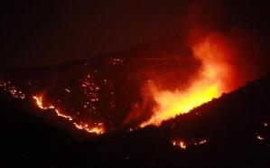 نشوب حرائق متنقلة في معظم المناطق اللبنانية