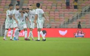 الأهلي يكسب التعاون و المحمدي يودع الفريق 