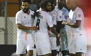 فريق الشباب السعودي يحقق فوزاً قاتلاً على نظيره الشباب الأردني