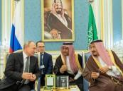 المملكة وروسيا يتفقان على إرسال رائد فضاء سعودي لمحطة الفضاء الدولية