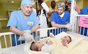 الربيعة يوضح آخر تطورات التوأمين الليبيين أحمد ومحمد