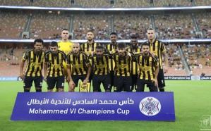الاتحاد إلى دور الربع نهائي من البطولة العربية