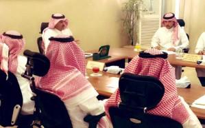 الاجتماع الرابع للمجلس المحلي بمحافظة الحناكية