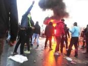 تزايد أعداد المتظاهرين وسط محاولة قمعهم من قبل السلطات الإيرانية