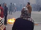 ارتفاع قتلى مظاهرات إيران لـ 40 شخصاً.. والنظام الإيراني يستخدم القوة المفرطة