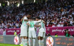 الأخضر السعودي يزيح قطر ويصل لنهائي كأس الخليج24
