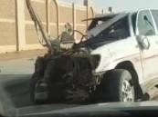 """""""أمانة الرياض"""" تكشف حقيقة وقوع حادث على الدائري الثاني بسبب هبوط الأسفلت"""