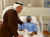 """الأهلي يعلن آخر التطورات الصحية لـ """"محمد العويس"""""""