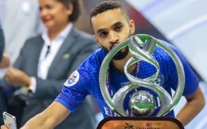 نادي الهلال يكشف تفاصيل إصابة محمد البريك ومدة غيابه