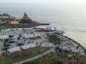 """الأمير خالد الفيصل يدشن غدًا """"الحديقة الثقافية"""" على الواجهة البحرية بجدة"""
