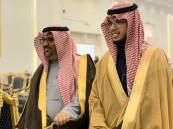 """الزميل """"الغامدي"""" يحتفل بزواج نجله في الرياض"""