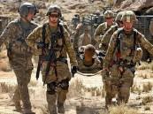 أمريكا تعلن إصـابة 11 جندياً أمريكياً في الهجوم الإيراني على قاعدتها بالعراق