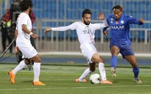 لا بطل للشتاء إلا النصر بعد تعثّر الهلال أمام الشباب بالتعادل السلبي