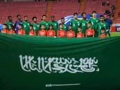 هيئة الرياضة تقيم إحتفالاً لأخضر 23