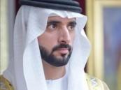 ولي عهد دبي يصل الرياض