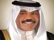 ولي عهد دولة الكويت يصل الرياض