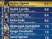 كاريلو محترف الهلال ثاني أفضل لاعب في الأسبوع الآسيوي