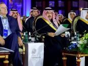 أمير الرياض يعلن عن تبني ولي العهد لمبادرتين دوليتين في الأمن السيبراني