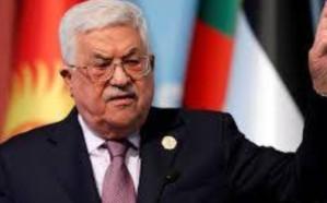 عباس: خادم الحرمين الشريفين أكد وقوف بلاده إلى جانب الفلسطينيين