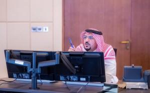 أمير القصيم يرأس الاجتماع الطارئ لمتابعة الإجراءات الاحترازية للوقاية من فيروس كورونا