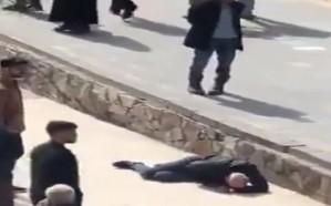 شاهد.. تساقط الناس في تركيا بسبب فيروس كورونا