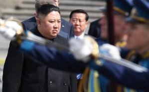 أنباء عن موت زعيم كوريا الشمالية دماغياً