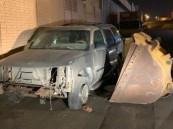 إزالة أكثر من 40 سيارة مهملة في شوارع محافظة خميس مشيط
