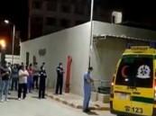شاهد.. لحظة صلاة الجنازة على ممرضة مصرية توفيت بكورونا