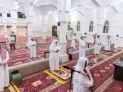 تخصيص 3869 مسجداً لصلاة الجمعة تخفيفاً عن الجوامع