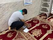 تنمية صامطة تأهيل وتنظيف 147 مسجداً وجامعاً بالمحافظة وقراها