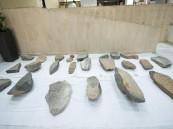 العثور على 24 قطعة أثرية بجوار مقبرة المعلاة بمكة