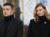 """إصابة زوجة رئيس أوكرانيا بفيروس """"كورونا"""""""