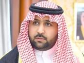 نائب أمير جازان يعزي مدير الشؤون الخاصة بمكتبه بوفاة خاله