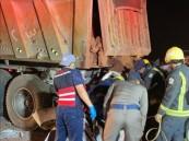 مصرع 8 أشخاص إثر حادث تصادم مروع في الطائف