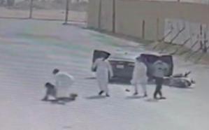 القبض على 5 أشخاص سلبوا وافدين شمال الرياض