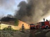 إيران : حرائق غامضة في المدينة الصناعية