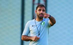 الشهري: الحمد لله على توفيقه كل الشكر لوزير هيئة الرياضه الامير عبدالعزيز الفيصل