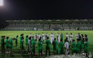 """مؤمنة يُطالب لاعبي الأهلي بـ """"روح الانتصار"""""""