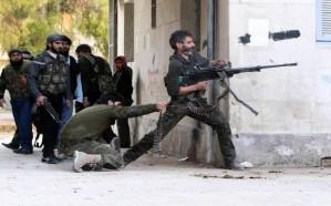 اشتباكات بين مسلحين من حزب الله وتيار المستقبل ببيروت