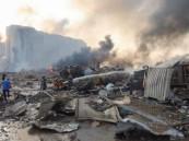 شاهد: انفجار كبير يهز بيروت.. والحكومة اللبنانية تعلن الحداد