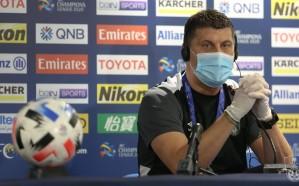 فلادان : لا أريد أن يخسر الفريق